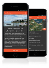 Tasman's Great Taste Trail Great Rides App