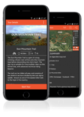Coppermine Trail Great Rides App